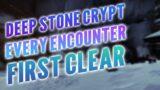 ALL DEEP STONE CRYPT CLEARS – Destiny 2 Beyond Light