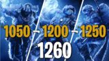 Beginners Guide to Power Level From 1050 to 1260 – Beyond Light Destiny 2