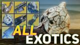 Beyond Light Exotic Perks and Breakdown (ALL EXOTICS SO FAR) | Destiny 2 Beyond Light