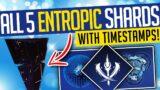 Destiny 2   5 ENTROPIC SHARD LOCATIONS! Unlock Fragments & Aspects! – Beyond Light
