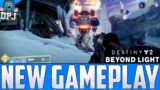 Destiny 2 – BEYOND LIGHT BRAND NEW GAMEPLAY – Stealing Stasis Mission Preview (Exclusive)