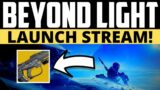 Destiny 2 – BEYOND LIGHT LAUNCH COUNTDOWN STREAM! Time to Explore Europa & More!