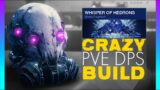 Destiny 2 BEYOND LIGHT | The only PVE DPS build you need | DESTROY BOSSES/ADDS | Mask of Bakris