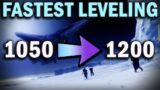 Destiny 2: Beyond Light – Fastest Way to 1200 – Power Level Soft Cap – Speed Leveling