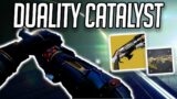 Destiny 2: Beyond Light – How to get Duality Catalyst and best farming method!