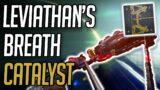Destiny 2: Beyond Light – How to get Leviathan's Breath Catalyst