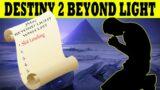 Destiny 2 Beyond Light – JMAC'S Wish List Part 1 of 5 – Slot Leveling