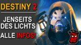 Destiny 2 Beyond Light (Jenseits des Lichts) + die Zukunft   Gameplay + Trailer [Deutsch German]