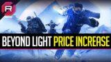 Destiny 2 Beyond Light Price Increase