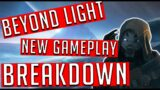 Destiny 2 – Beyond Light Stasis! GAMEPLAY BREAKDOWN!!!!