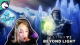 Destiny 2 Beyond Light Story Trailer – Reaction & Impression | TheMavShow