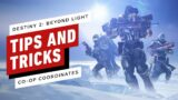Destiny 2: Beyond Light Tips and Tricks – Co-Op Coordinates