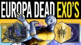 Destiny 2 | DEAD EXO LOCATIONS! Lament Exotic Quest & Splintered Title Collectibles (Beyond Light)