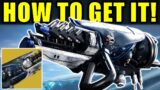 Destiny 2: How to get The SALVATION'S GRIP Exotic Weapon! | Beyond Light