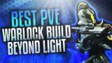 Destiny 2 – NEW BEST PvE Warlock Build INSANE DPS (BEYOND LIGHT)