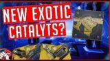 Destiny 2 NEW CATALYSTS? BEYOND LIGHT!