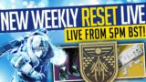 Destiny 2 | NEW WEEKLY RESET LIVE! Beyond Light, Eververse Update & More!