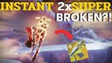 Destiny 2 New Best Hunter Build in Beyond Light? – Instant Super
