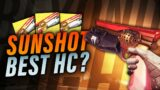 Is Sunshot the best Hand Cannon in Beyond Light? (Destiny 2)