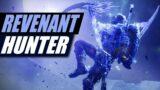 NEW Hunter Revenant Subclass will be TOP TIER (Destiny 2 Beyond Light)