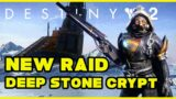 NEW RAID of Destiny 2 Beyond Light, The Deep Stone Crypt | Destiny 2 News