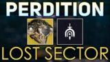 Perdition Lost Sector (4 Minute Run + Dawn Chorus drop) | Destiny 2 Beyond Light