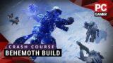 This Destiny 2: Beyond Light Titan build lets you spam grenades forever