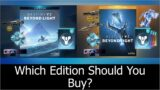 Which Edition of Destiny 2 Beyond Light Should You Buy? Deluxe Edition? Standard Edition?