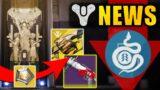 You can BUY Raid Exotics in Beyond Light! – Hunters NERFED! | Destiny 2 News