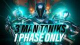 3 MAN 1 PHASE TANIKS THE ABOMINATION – Destiny 2 Beyond Light