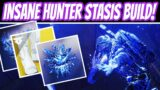 AMAZING HUNTER REVENANT STASIS BUILD! You Have To Try This! Beyond Light Destiny 2.