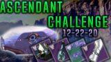 ASCENDANT CHALLENGE 12-22-20 GUIDE (DESTINY 2 BEYOND LIGHT)