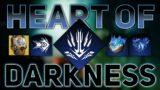 Behemoth Titan Build (Heart of DARKNESS)   Destiny 2 Beyond Light