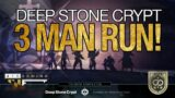 Deep Stone Crypt 3 MAN – Xbox Console Run! – Destiny 2: Beyond Light