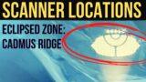 Destiny 2 BRAY EXOSCIENCE DRONES – CADMUS RIDGE SCANNER AUGMENT LOCATION (Beyond Light Triumph)