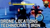 Destiny 2 Beyond Light: Technocrats Iron Drone Locations [DSC Repository]