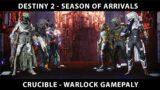 Destiny 2 Beyond Light:Crucible Gameplay – Warlock: 1st game. 05:12pm