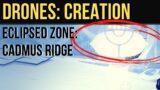 Destiny 2 CREATION DRONES – CADMUS RIDGE SCANNER AUGMENT LOCATION (Beyond Light Triumph)