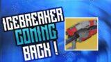 Destiny 2 – Ice Breaker Returning ! Huge News Dawning Event Beyond Light