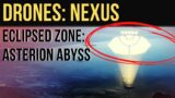 Destiny 2 NEXUS DRONES – ASTERION ABYSS SCANNER AUGMENT LOCATION (Beyond Light Triumph)
