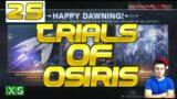 HAPPY TRIALS! Trials of Osiris LIVE! Destiny 2 Beyond Light Week 6, Part 25