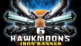 Hawkmoon ONLY Iron Banner!! Destiny 2: Beyond Light 6 Hawkmoon Iron Banner Challenge