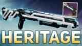 Heritage Review (Kinetic Slug Shotty) | Destiny 2 Beyond Light