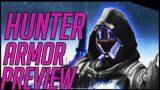 Hunter Raid Armor (Deep Stone Crypt) Review   Destiny 2: Beyond Light