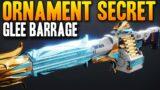 New Xenophage Ornament has a SECRET! (Destiny 2 Beyond Light)