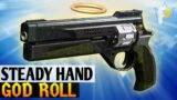 S-Tier Legendary Hand Cannon: Steady Hand GOD ROLL (Destiny 2 Beyond Light)