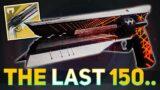 Sunshot in our current Sandbox (The LAST 150) | Destiny 2 Beyond Light