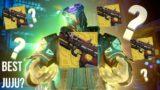 The BAD JUJU Is FINALLY META! Destiny 2 Beyond Light