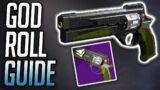 The Steady Hand God Roll Guide | Destiny 2: Beyond Light – Iron Banner Rewards!!