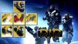 bungie RUINING ALL MY LIFE pt.7 (Destiny 2 Beyond Light) Bugged Mods?